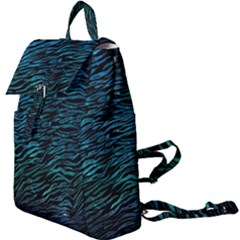 Funny Galaxy Tiger Pattern Buckle Everyday Backpack by tarastyle