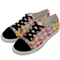 Zappwaits Adorable Ii Men s Low Top Canvas Sneakers by zappwaits