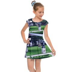 Shakespeare Garden Stratford Kids  Cap Sleeve Dress