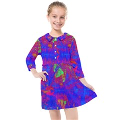 Atomic Garden Kids  Quarter Sleeve Shirt Dress