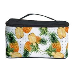 Pineapples Pattern Cosmetic Storage by goljakoff