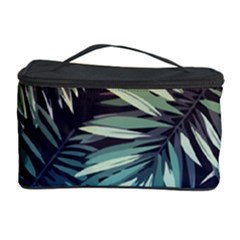 Gradient Tropical Leaves Cosmetic Storage by goljakoff
