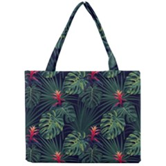 Monstera Flowers Mini Tote Bag by goljakoff