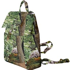Garden Of The Phoenix Buckle Everyday Backpack by Riverwoman
