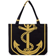 French Maritime Gendarmerie Insignia Mini Tote Bag by abbeyz71