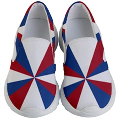 Naval Jack Of Royal Dutch Navy Kids  Lightweight Slip Ons by abbeyz71