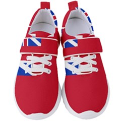 British Red Ensign, 1707–1801 Women s Velcro Strap Shoes by abbeyz71