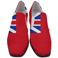 British Red Ensign, 1707¨c1801 Slip On Heel Loafers