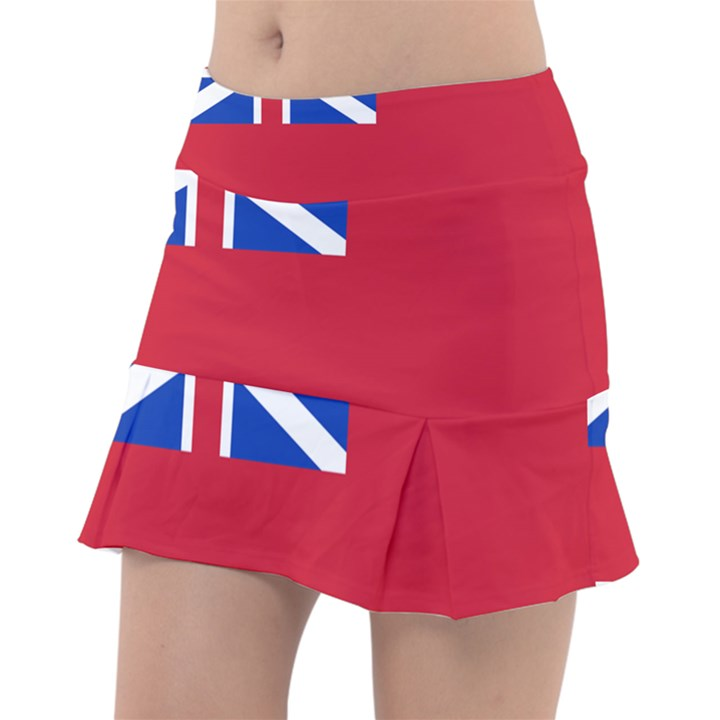 British Red Ensign, 1707–1801 Tennis Skirt
