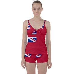 Civil Ensign Of United Kingdom Tie Front Two Piece Tankini by abbeyz71
