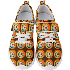 Zappwaits Hippie Men s Velcro Strap Shoes by zappwaits
