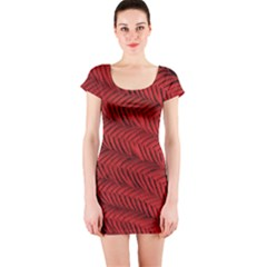 Short Sleeve Bodycon Dress by treegold