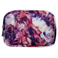 Flowers Bouquets Vintage Pop Art Make Up Pouch (small) by Pakrebo