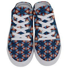 Pattern Tile Background Seamless Half Slippers