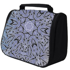 Tile Design Art Mosaic Pattern Full Print Travel Pouch (big)