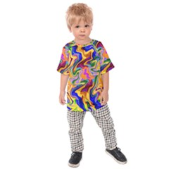 Ml 99 Kids  Raglan Tee