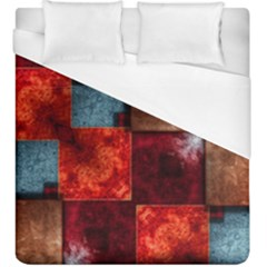 Abstract Depth Structure 3d Duvet Cover (king Size)