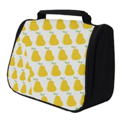 Pears Fruit Fruits Autumn Harvest Full Print Travel Pouch (small) by AnjaniArt