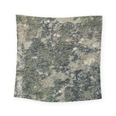 Grunge Camo Print Design Square Tapestry (small) by dflcprintsclothing
