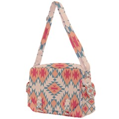 Tribal Signs 2       Buckle Multifunction Bag by LalyLauraFLM