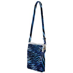 Funny Galaxy Tiger Pattern Multi Function Travel Bag by tarastyle