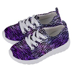 Funny Galaxy Tiger Pattern Kids  Lightweight Sports Shoes by tarastyle