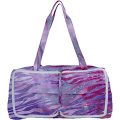 Funny Galaxy Tiger Pattern Multi Function Bag by tarastyle