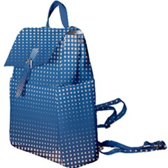 Geometric Wallpaper Buckle Everyday Backpack