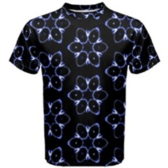 Purple Circle Wallpaper Men s Cotton Tee by Desi8477