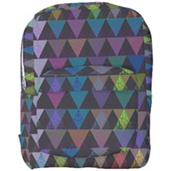 Zappwaits Style Full Print Backpack by zappwaits