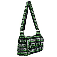 Green Cassette Post Office Delivery Bag