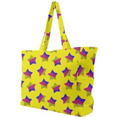 Ombre Glitter  Star Pattern Simple Shoulder Bag