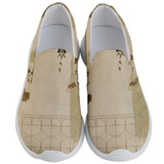 Flapper Lady Vintage Men s Lightweight Slip Ons by snowwhitegirl