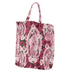 Guadalupe Roses Giant Grocery Tote
