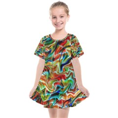 Ml 114 1 Kids  Smock Dress by ArtworkByPatrick