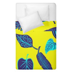 Leaves Leaf Duvet Cover Double Side (single Size) by Mariart