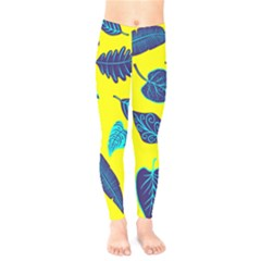 Leaves Leaf Kids  Legging
