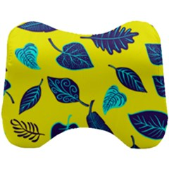 Leaves Leaf Head Support Cushion