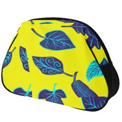 Leaves Leaf Full Print Accessory Pouch (big)