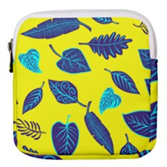 Leaves Leaf Mini Square Pouch