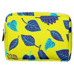 Leaves Leaf Make Up Pouch (medium)