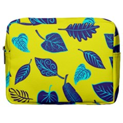Leaves Leaf Make Up Pouch (large)