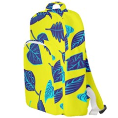 Leaves Leaf Double Compartment Backpack
