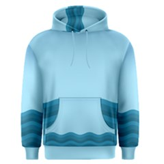 Making Waves Men s Pullover Hoodie by WensdaiAddamns