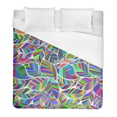 Leaves Leaf Nature Ecological Duvet Cover (full/ Double Size)