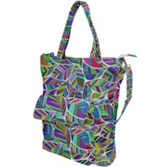 Leaves Leaf Nature Ecological Shoulder Tote Bag