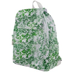 Seamless Tile Background Abstract Top Flap Backpack
