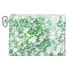 Seamless Tile Background Abstract Canvas Cosmetic Bag (xl)