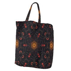Ornament Background Tender Web Giant Grocery Tote