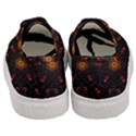 Ornament Background Tender Web Women s Classic Low Top Sneakers View4